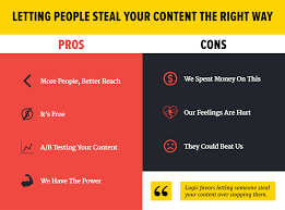 letting people steal your content the right way com letting people steal your content the right way