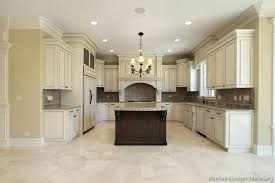 kitchen floor tiles with white cabinets. 217, Traditional Two-Tone Kitchen Floor Tiles With White Cabinets