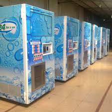 Commercial Ice Vending Machines For Sale Impressive Ice Vending MachineryChina Automatic Bagging Ice Vending Machine