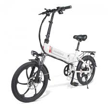 <b>Samebike 20LVXD30</b> Portable Folding <b>Smart</b> Electric Moped Bike ...