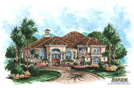 small luxury mediterranean house plans decorative caribbean homes designs at cool mediterranean house plans with