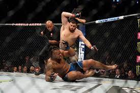 UFC 264 results: Stunned Tai Tuivasa ...
