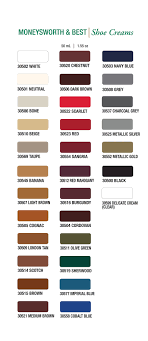 Tarrago Dye Color Chart Moneysworth Best Cream Brillo Spray Color Chart
