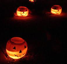 Pumpkin Yard Light Cover Landscape Light Covers Light Covers Landscape Lighting