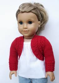 American Girl Doll Knitting Patterns