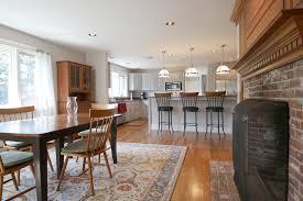 Open Concept Done Right Cobb Hill Construction Inc General Impressive Right At Home Furniture Concept Interior