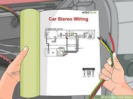 how to wire a car stereo 15 steps pictures wikihow image titled wire a car stereo step 2