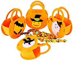 Candy Bag Halloween, lEIsr00y Portable Halloween ... - Amazon.com