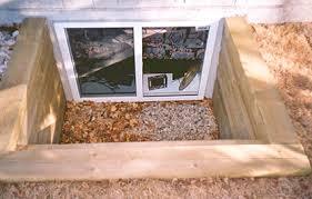 window well drainage. Window Wells Edmonton \u2013 Repair \u0026 Installation Well Drainage