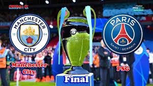 PES 2021 | MANCHESTER CITY vs PSG | UEFA Champions League Final