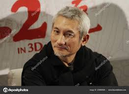Hong Kong Director Tsui Hark Attends Promotional Event New Movie – Stock  Editorial Photo © ChinaImages #235999926