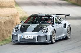 Watch this Porsche 911 donut attempt end in epic failure