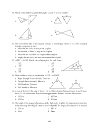 9 homework practice similar figures answers