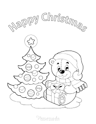 We have selected the best free christmas coloring pages to print out and color. 100 Best Christmas Coloring Pages Free Printable Pdfs
