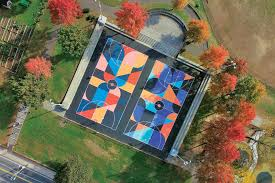 A <b>New</b> Program Is Bringing <b>Art</b> to Local Outdoor <b>Basketball</b> Courts ...