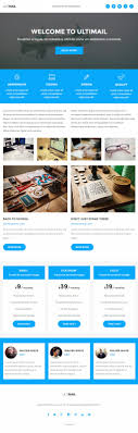 html5 newsletter template. The 25 Best Responsive Email Ideas On Pinterest Email Templates