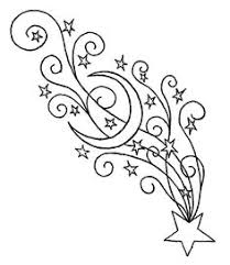 Small Picture Star Tattoos Shooting Stars and Nautical Star Tattoo Designs