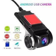 Xe Dash Máy Ảnh Camera Hành Trình Ô Tô Giấu Trong Một Ống Kính USB Không