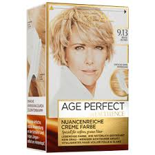 L Oreal Excellence Age Perfect Colour Chart