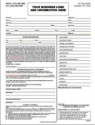 The Bill Of Sale Custom Used Vehicle Automotive Bill Of Sale 2 Part 8 5 X 11 Tmg010 Black Ink 50