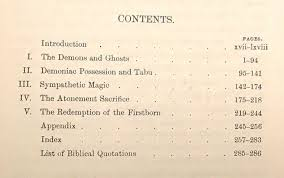 SEMITIC MAGIC: ITS ORIGINS AND DEVELOPMENT - R.C. THOMPSON, 2nd Ed, 19 –  Black Cat Caboodle
