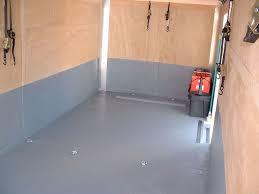 flooring for trailers gurus floor enclosed trailer rubber coin flooring