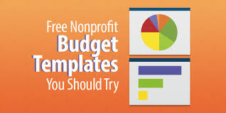 Budget Lists Examples 13 Free Nonprofit Budget Templates You Should Try