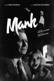 Mank (2020)   GoldPoster