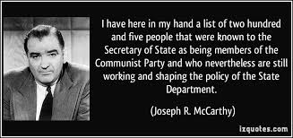 Government Quotes Enchanting 48 Joseph R McCarthy Quotes QuotePrism