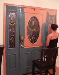 paint for interior doorsUnique Front Door Colors with Chalk Paint  Ask Anna