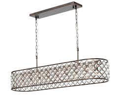 bronze rectangular chandelier rectangular chandelier dark bronze rectangular