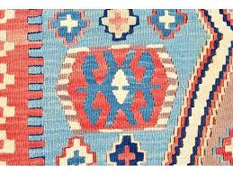blue turkish rug most adorable rugs orange and