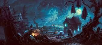 Halloween Pc Wallpaper on WallpaperSafari