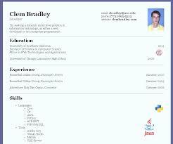 Some Resume Formats Online Resume format New Standard Resume format Sample Below are 1