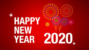 Happy New 2020 Year New Years Celebration New Years