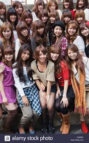 Asian and tokyo teens