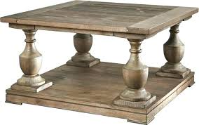 small coffee table sets white round