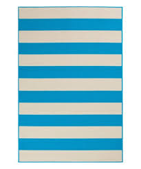 love this product turquoise white stripe awning triry rug