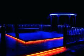 rope lighting ideas. Rope Light Ideas Led Deck Lighting With Idea String E