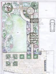 Small Picture Garden Design Masterplan West Yorkshire Frances Hainsworth