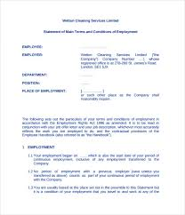 sample cleaning contract agreement cleaning contract template 9 download documents in pdf