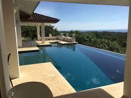 infinity pool house. San Juanillo House Rental - Extra Deep Infinity Pool With Incredible Views! I