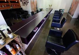hair salon business with low in burw