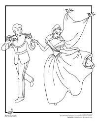 Small Picture Disneys Cinderella Coloring Pages Cinderellas Wedding Coloring