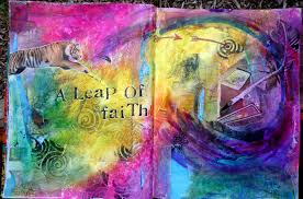 my friend max gave me some new dr ph martin inks and i loved playing with them in my altered art journal book lots of symbols on these pages tiger