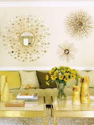 Mirror Decor In Living Room Beautiful Contemporary Living Room Wall Decorating Ideas With