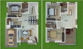 20 30 2 story house plans luxury 15 feet by 40 east facing beautiful duplex