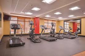 fitness exercise room hilton garden inn fayetteville