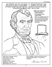 abe lincoln coloring page president coloring page president coloring page abraham lincoln coloring pages free