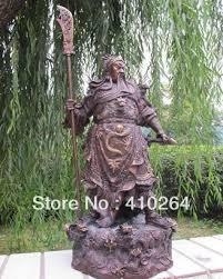 guan gong warrior guan yu statue